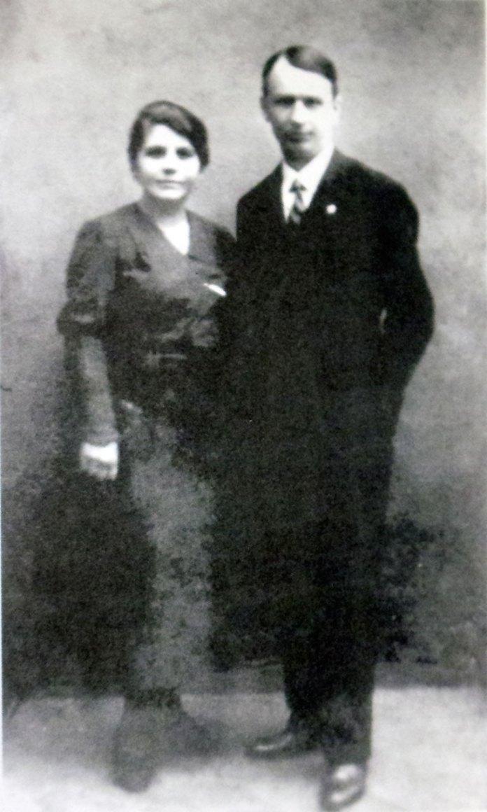 Батьки Оксани - Роман і Петронеля Паламарчуки