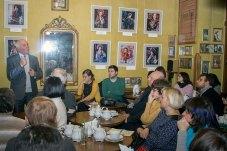 Лекція Ярослава Притули «Легендарний Стефан Банах і його математична школа» кав'ярні-галереї «Штука»