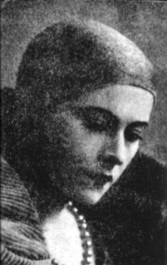 Софія Яблонська, 1930-ті рр.