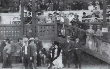 Перший іподром на Персенківці. Фото 1904 року