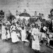 У столиці Аннаму – Гюе (сучасна назва – Хюе), кінець 1930-х рр. (фото С. Яблонської)