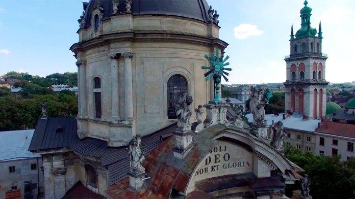 Топ-3 найкращих аеровідеозйомок міста Львова
