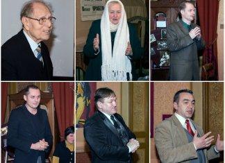 Виставку до ювілею Олександра Врабеля відкрили у Львові
