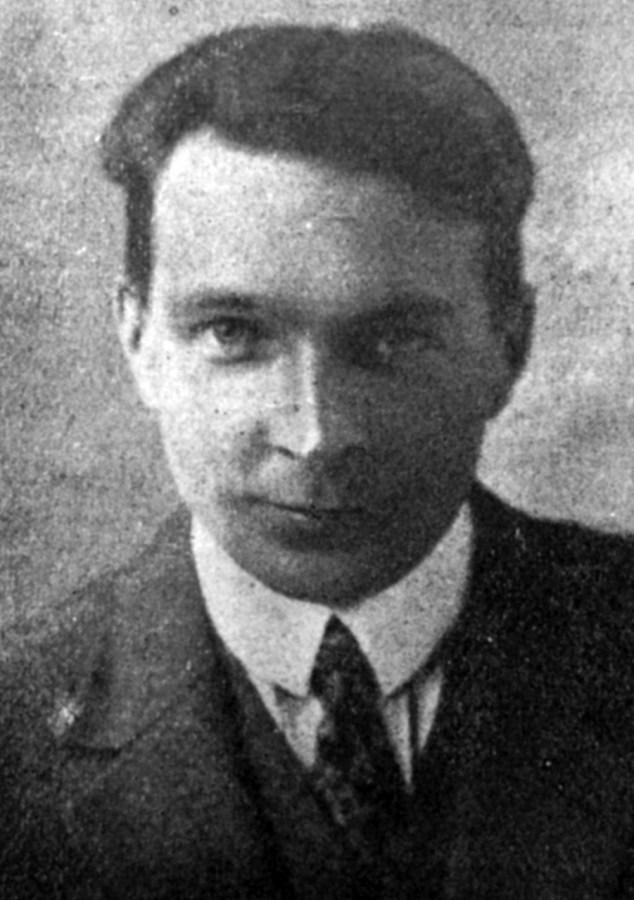 Степан Левинський (Назустріч. ¬– 1934. ¬– Ч. 3)