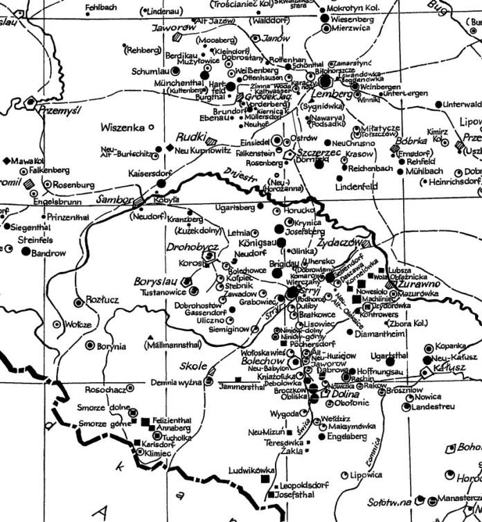 Карта німецьких колоній станом на 1939 рік