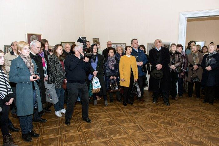 Відкриття виставка Ірини Мінько-Муращик