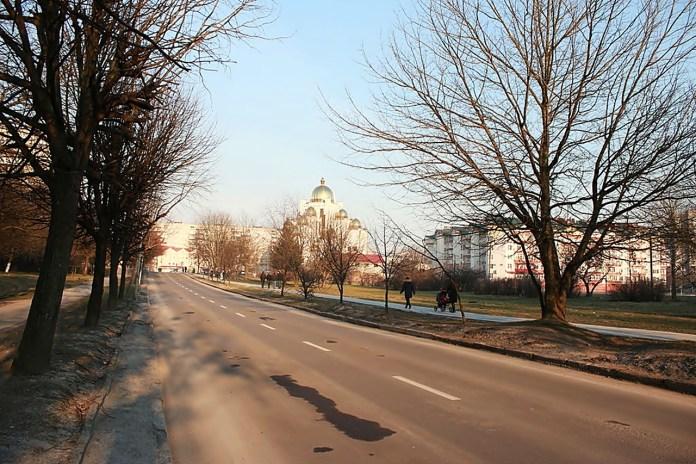 Вулиця Олени Кульчицької (фото з ресурсу https://commons.wikimedia.org/w/index.php?curid=38795761)