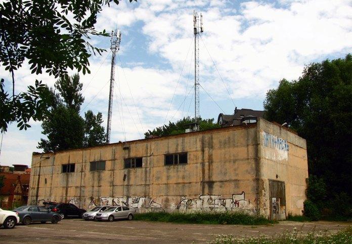 Колишня компресорна станція, , фото 2013 року (фото взяте з :https://ru.wikipedia.org/)