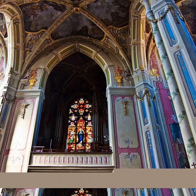 Орган Латинського катедрального собору
