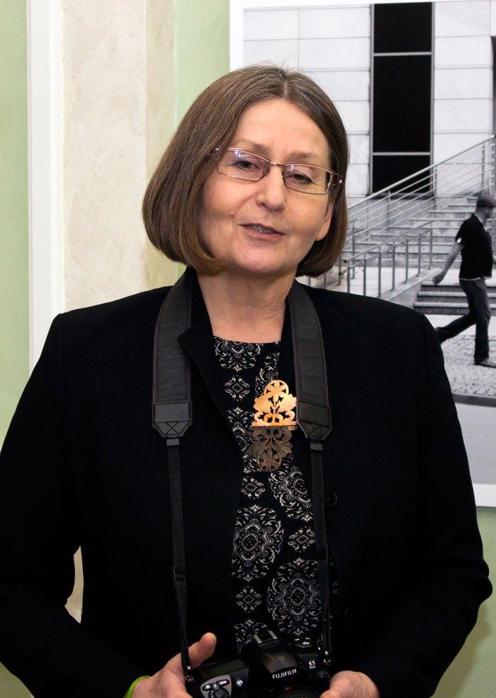 Директор БХВ у м. Кєльц, Станіслава Захарко-Лаговска.