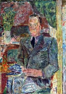 Ян Цибіс (лідер капістів). Ймовірно, портрет Романа Турина, 1933 р. (зі сайту http://www.desa.pl)