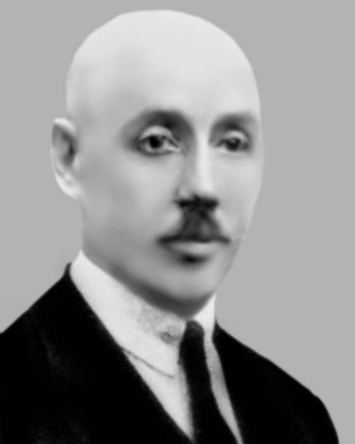 Дмитро Великанович. Фото з esu.com.ua