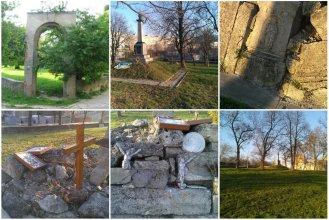 Цвинтар на збоїщах