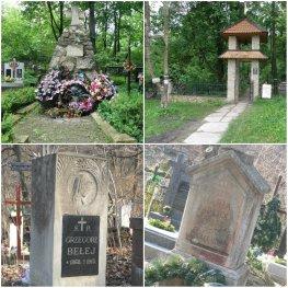 Старознесенській цвинтар на Кайзервальді