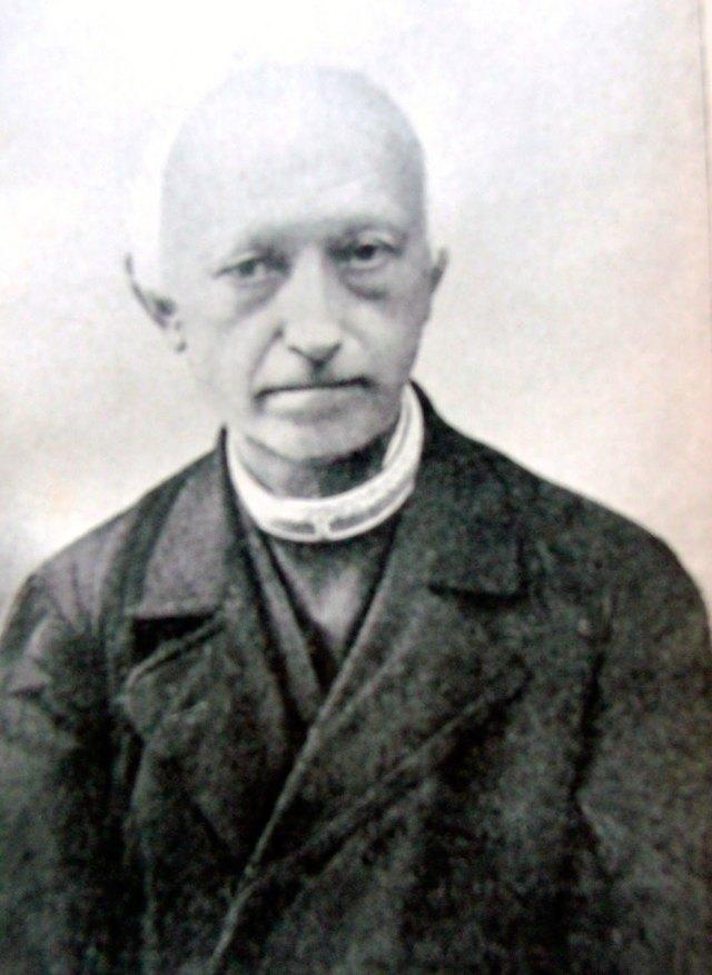 О. Ісидор Дольницький. Фото: wikipedia.org
