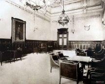 Інтер'єр Головного львівського двірця. Фото 1904 року
