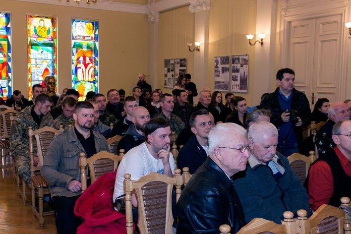 Презентація книги Романа Пономаренка «Бойова група «Байєрсдорф»