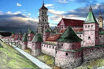 Фрагмент Східної частини Низького муру. Качор І. В.