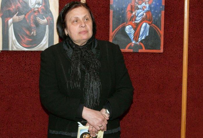 Директор Державного меморіального музею Михайла Грушевського у Львові Марія Магунь