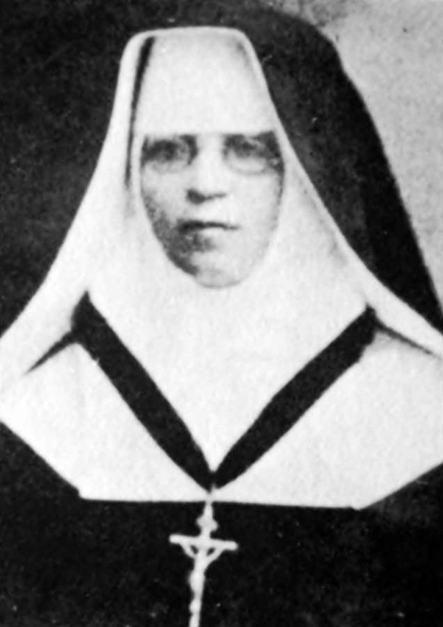 Мати Северина Париллє, ЧСВВ, Львів, 1920-ті¬¬ рр.