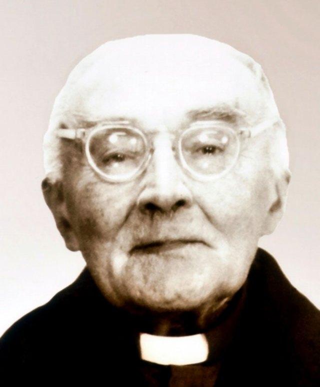 Отець Луї Реґарт – духовний опікун українців Бельгії