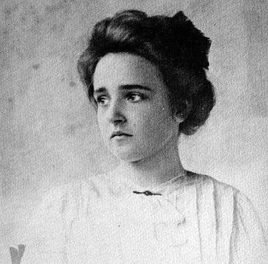 Дружина Рудольфа Вайґля – Зофія. 1913 рік
