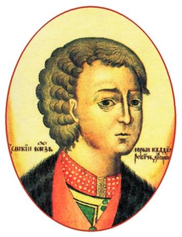 Князь Юрій Долгорукий (1090-1157рр), засновник Москви