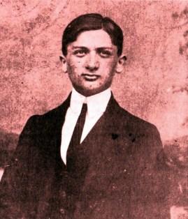 Йозеф Рот юнак (джерело фото http://rereadinglives.blogspot.com/2013_11_01_archive.html)