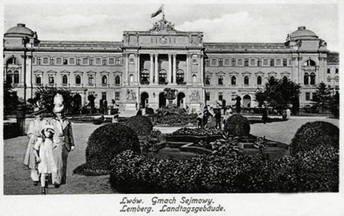 Будинок Львівського університету. Фото: http://tyzhden.ua/History/3635/PrintView