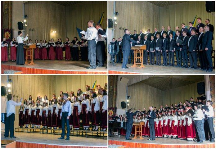 У Львові з успіхом пройшов хоровий концерт присвяченій 100-річчю будівлі Музичного Товариства ім. М. Лисенка