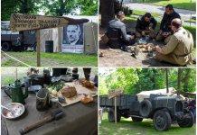 На Губернаторських валах у Львові пройшов «Фестиваль військових традицій і звитяг Руси-України»