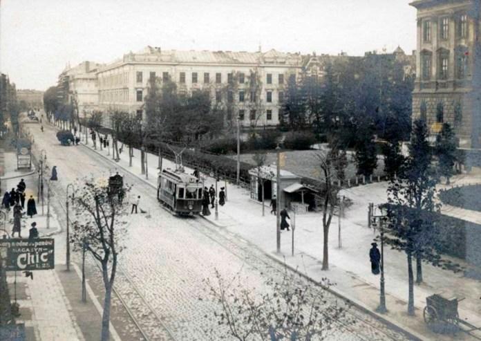 Академічна гімназія, 1910 р.