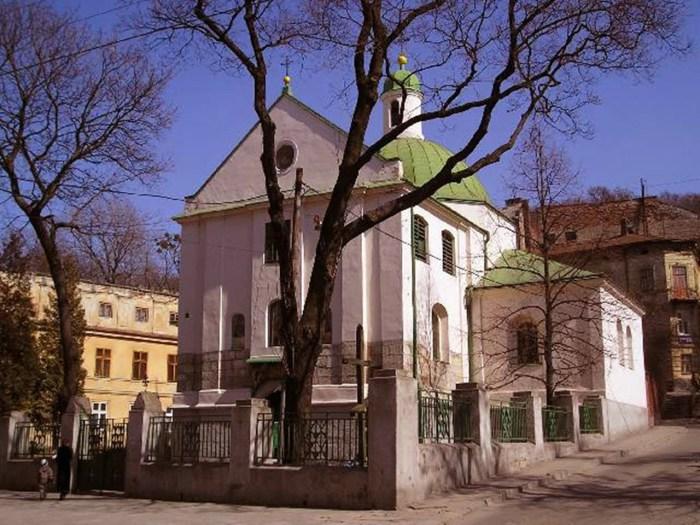 Церква Святого Миколая