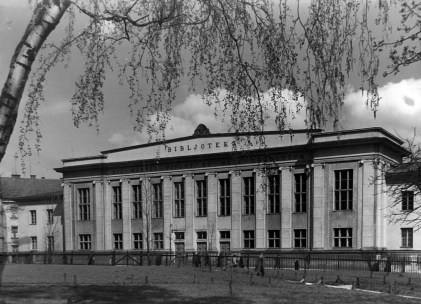 Будівля бібліотеки (1934 рік)