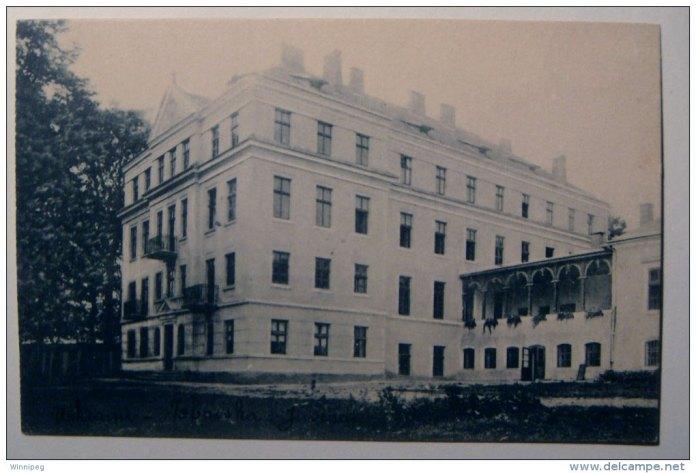 Будівля ювенату