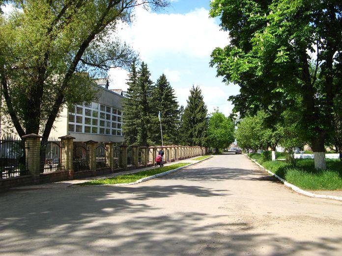 село Оброшине (взято з https://uk.wikipedia.org)