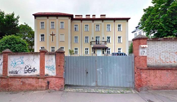 вул. Кирила і Мефодія, 17, сучасне фото
