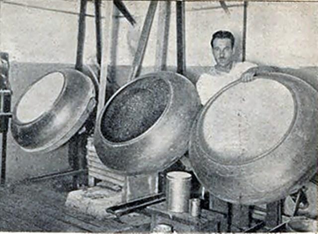 """Фабрика цукорків і помадок """"Фортуна нова"""", 1930 р."""