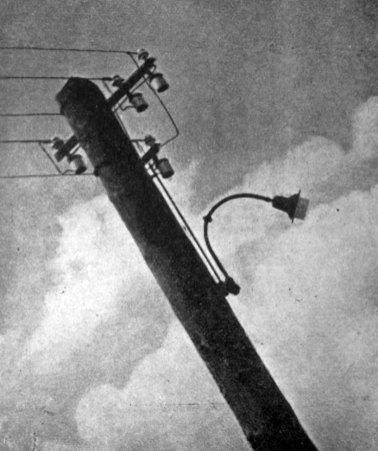 Ярослав Савка. Природа й техніка (Світло й Тінь. – 1935. – Ч. 6)