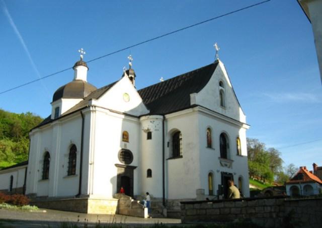 Церква святого Онуфрія у Львові. Фото з https://uk.wikipedia.org