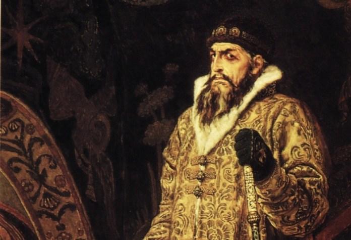 Один з претендентів на престол, цар Московії Іван IV Грозний. Фото з www.mirumir.com.ua