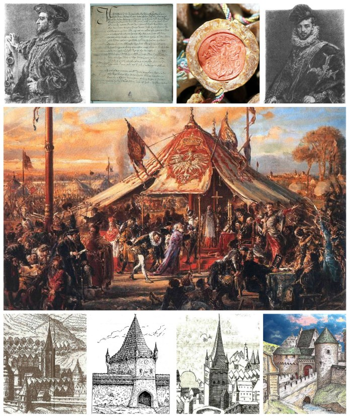 Як охороняли Львів під час безкоролів'я у 1572 році?