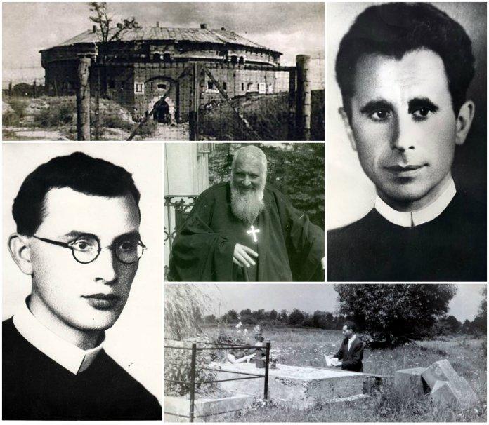 Митрополит Андрей, табір на Цитаделі і троє редемптористів