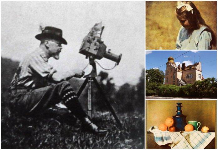 Генрик Міколяш – піонер кольорового фото у Львові