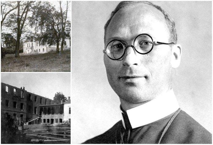 Отець Луї Ван Ганзенвінкель – вихователь духовних провідників українського народу