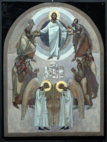 Експозиція виставки ікон «Оновлення традицій»