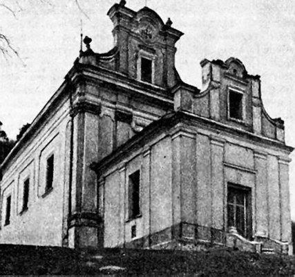 Римо-католицький костел у Винниках. Фото: http://www.pslava.info/VynnykyM_KostVoznesinnja,204063.html