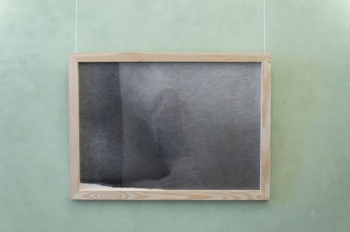 Картина серії «Графіт» олівець, папір
