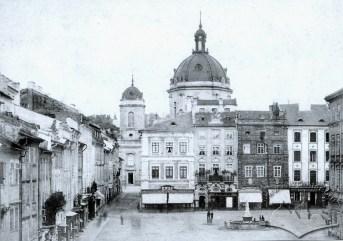 Площа Ринок. Фотограф - Юзеф Едер