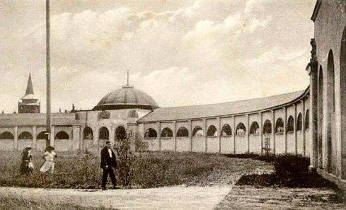 Перше місце розташування Польського радіо у Львові. Фото 1930 року